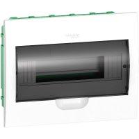 Schneider Electric Easy9 Бокс пластиковый встраиваемый с прозрачной дверью 1ряд/12мод купить в интернет-магазине Азбука Сантехники