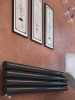 Дизайн-радиатор Loten 76 Z 322 × 1750 × 76 купить в интернет-магазине Азбука Сантехники