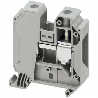 Schneider Electric Клеммник винтовой проходной сечением провода 35мм2 2 точки подключения (NSYTRV352) купить в интернет-магазине Азбука Сантехники