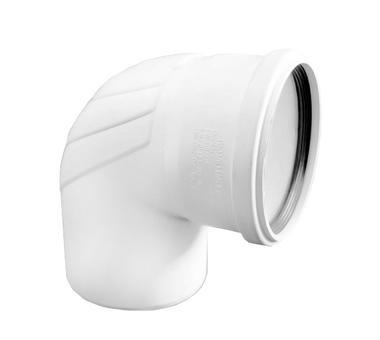 Отвод Rehau Raupiano Plus Ø 40 мм × 87° купить в интернет-магазине Азбука Сантехники