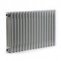 Радиатор стальной трубчатый IRSAP TESI 30565/16 CL.03 (серый Манхэттен) T30, 16 секций, боковое подключение купить в интернет-магазине Азбука Сантехники