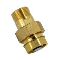 """Отсечной клапан WATTS FIXFLEX 3/4"""" купить в интернет-магазине Азбука Сантехники"""