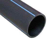 Труба ПНД питьевая Ø 63 × 4,7 мм ПЭ 100 PN12,5 SDR 13,6 (1,25 МПа) (10 м) купить в интернет-магазине Азбука Сантехники