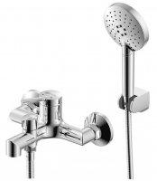 Смеситель Lemark Minima LM3814C для ванны купить в интернет-магазине Азбука Сантехники
