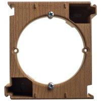 Schneider Electric Glossa Дуб Расширение коробки наружного монтажа купить в интернет-магазине Азбука Сантехники