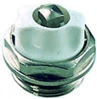 """Вращающийся клапан для выпуска воздуха FAR Ø 1/2"""" купить в интернет-магазине Азбука Сантехники"""