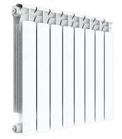 Радиатор биметаллический Rifar Alp 500, 4 секции купить в интернет-магазине Азбука Сантехники