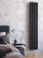 Дизайн-радиатор Loten 76 V 750 × 322 × 76 купить в интернет-магазине Азбука Сантехники