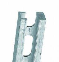 Schneider Electric Spacial Рейка вертикальная алюминиевая 400мм купить в интернет-магазине Азбука Сантехники
