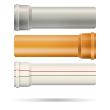 Канализационные трубы и фитинги купить в интернет-магазине Азбука Сантехники