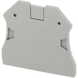 Schneider Electric Linergy TR Крышка торцевая 2.2мм для винтовых клемм NSYTRV…2 / серый купить в интернет-магазине Азбука Сантехники