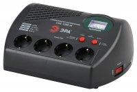 Стабилизатор напряжения Эра СНК компактный релейный 1000ВА 160-260В / СНК-1000-М купить в интернет-магазине Азбука Сантехники