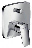 Смеситель Hansgrohe Logis 71405000 для ванны с душем купить в интернет-магазине Азбука Сантехники