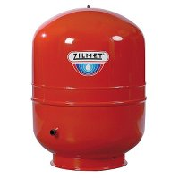 Zilmet CAL-PRO - 150 л бак расширительный для отопления вертикальный купить в интернет-магазине Азбука Сантехники