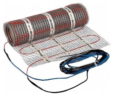 Теплый пол электрический Devi Devimat DSVF-150 — 0,5 × 5 м (2.5 м²) купить в интернет-магазине Азбука Сантехники