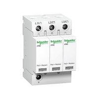 Schneider Electric Acti9 iPRD40r Ограничитель перенапряжений 3P T2 TN-C купить в интернет-магазине Азбука Сантехники
