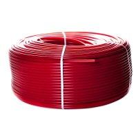 Труба STOUT Ø 20 × 2 мм PEX-A из сшитого полиэтилена с кислородным слоем, красная (100 м) купить в интернет-магазине Азбука Сантехники