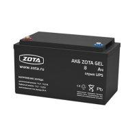 Аккумуляторная батарея ZOTA GEL 100-12, 100 А·ч, 12 В купить в интернет-магазине Азбука Сантехники