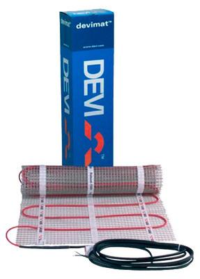 Теплый пол электрический Devi Devimat DTIR-150 — 0,5 × 24 м (12 м²) купить в интернет-магазине Азбука Сантехники