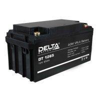 Аккумуляторная батарея Delta DT БАСТИОН 1265 65 А·ч, 12 В