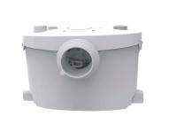 Канализационный насос TIM AquaTIM с измельчителем для отвода из унитаза, раковины и душа (ванны) 400 Вт, до 8 м, до 145 л/мин купить в интернет-магазине Азбука Сантехники