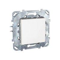 Schneider Electric Unica Белый Заглушка 45x45 купить в интернет-магазине Азбука Сантехники