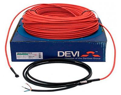 Теплый пол электрический Devi Deviflex 18T — 37 м купить в интернет-магазине Азбука Сантехники