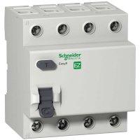 Schneider Electric Easy 9 УЗО 4P 40A тип AC 100mA купить в интернет-магазине Азбука Сантехники
