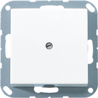 Jung Белый Вывод кабеля (A590AWW) купить в интернет-магазине Азбука Сантехники