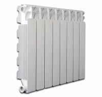 Радиатор алюминиевый Fondital CALIDOR SUPER B4 500 × 100 мм, 8 секций купить в интернет-магазине Азбука Сантехники