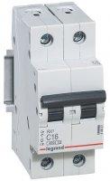Legrand RX3 Автомат 2P 16A (C) 4,5kA купить в интернет-магазине Азбука Сантехники