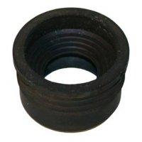 Манжета чёрная Ø 50–40 мм купить в интернет-магазине Азбука Сантехники