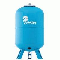 Расширительный бак Wester WAV 200 л для водоснабжения вертикальный купить в интернет-магазине Азбука Сантехники