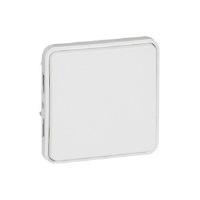 Legrand Plexo Arctic Белый Переключатель антибактериальный 1-клавишный на 2 направления 10A IP55 купить в интернет-магазине Азбука Сантехники