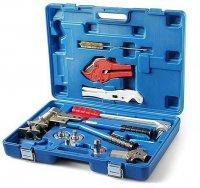Комплект ручного механического инструмента VIEIR для аксиальных фитингов 16–32 мм
