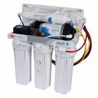 Система очистки воды ATOLL A-575Ep Sailboat с обратным осмосом купить в интернет-магазине Азбука Сантехники