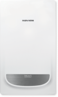 Котел газовый настенный двухконтурный NAVIEN DELUXE S 13K COAXIAL, закрытая камера, коаксиальное дымоудаление купить в интернет-магазине Азбука Сантехники