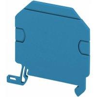 Schneider Electric Разделитель для винтовых клемм NSY TRV22,TRV42,TRV62,TRV102 синий купить в интернет-магазине Азбука Сантехники