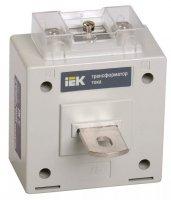 IEK Трансформатор тока ТОП-0,66 150/5A 5ВА класс 0,5S купить в интернет-магазине Азбука Сантехники