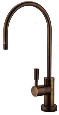 Кран для питьевой воды ATOLL A-888-AB LED (состаренная латунь) купить в интернет-магазине Азбука Сантехники