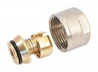 """Евроконус для труб PEX STOUT Ø 20 × 2,8 мм × 3/4"""" купить в интернет-магазине Азбука Сантехники"""