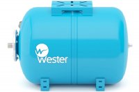 Расширительный бак Wester WAO 150 л для водоснабжения горизонтальный купить в интернет-магазине Азбука Сантехники