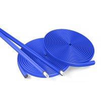Трубка теплоизоляционная Energoflex Super Protect ROLS ISOMARKET 22/4 — синяя, в бухтах 11 метров купить в интернет-магазине Азбука Сантехники