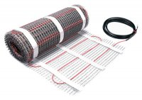 Теплый пол электрический Devi Devimat DTIR-150 — 0,5 × 2 м (1 м²) купить в интернет-магазине Азбука Сантехники
