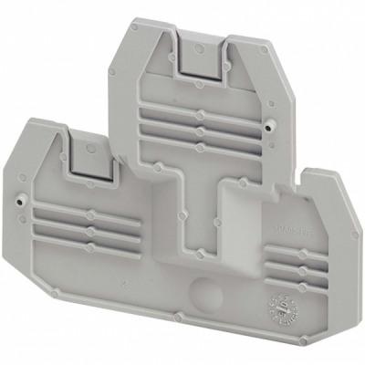 Schneider Electric Linergy TR Крышка торцевая 2.2мм для винтовых клемм NSYTRV…4 / серый купить в интернет-магазине Азбука Сантехники