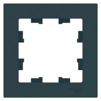 Schneider Electric AtlasDesign Изумруд Рамка 1-постовая купить в интернет-магазине Азбука Сантехники