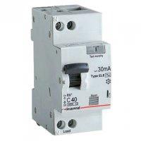 Legrand RX3 Дифавтомат 1P+N 32A (C) 6kA тип AC 30mA купить в интернет-магазине Азбука Сантехники