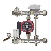 TIM JH-1038 насосно-смесительный узел для систем отопления купить в интернет-магазине Азбука Сантехники