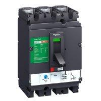 Schneider Electric EasyPact CVS100B Автомат 3P 3d 100A 25kA c магнитотермическим расцепителем TM-D купить в интернет-магазине Азбука Сантехники