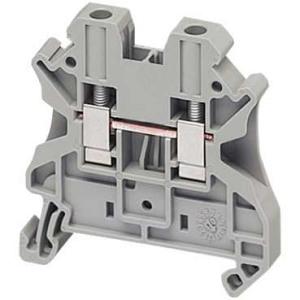 Schneider Electric Клеммник винтовой проходной сечением провода 4мм2 2 точки подключения С купить в интернет-магазине Азбука Сантехники